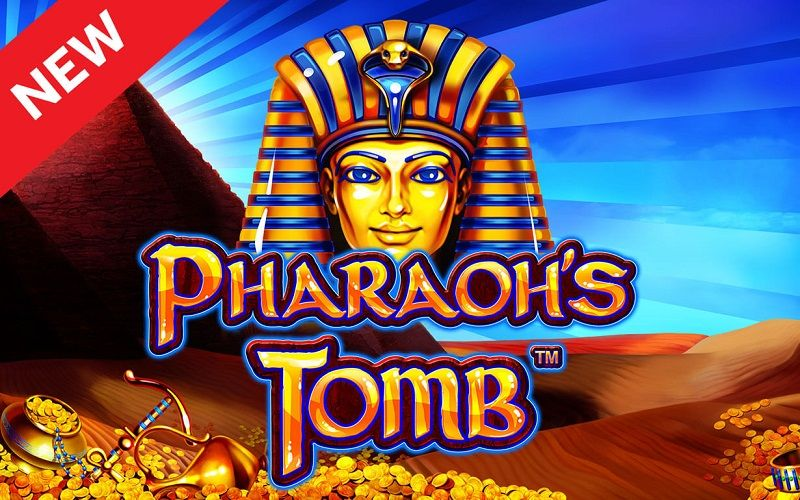 Pharaoh's Tomb: One of the Best 3D Slot